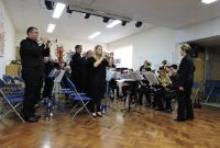 Eccles Borough Band has Double Success at Wychavon